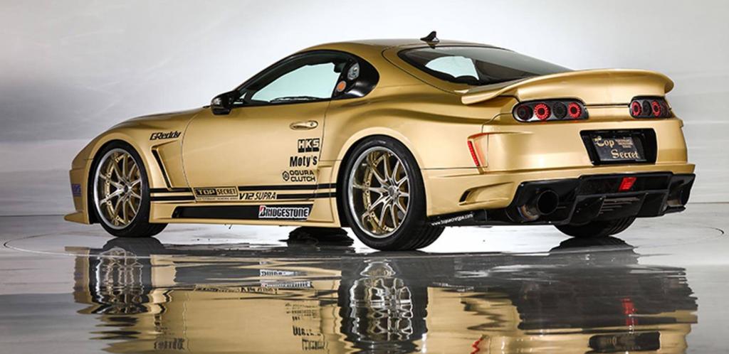 قوی ترین و سریع ترین خودروی تویوتا را بشناسید