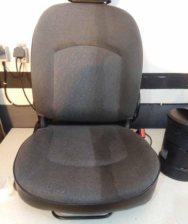 صفرشویی صندلی خودرو