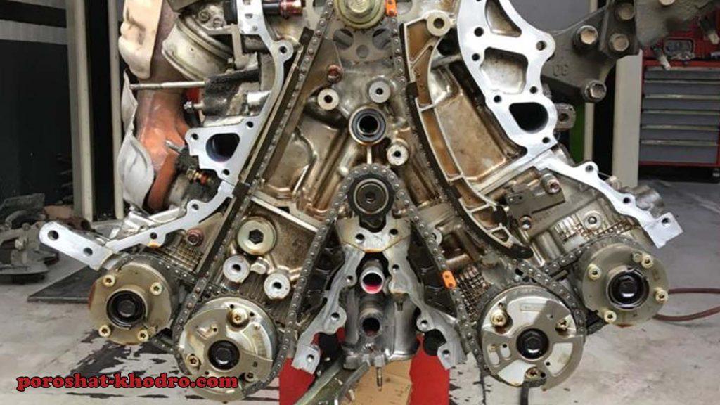 تعمیرات تخصصی موتور تویوتا و لکسوس